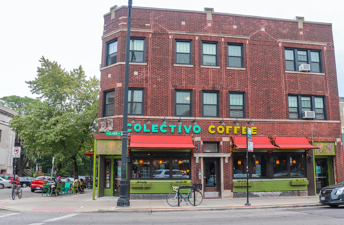 Colectivo Coffee, Andersonville