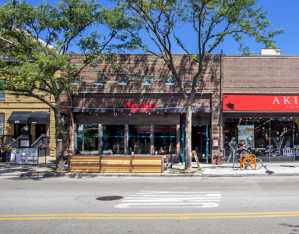 Retail Space at 670 W. Diversey, Lakeview