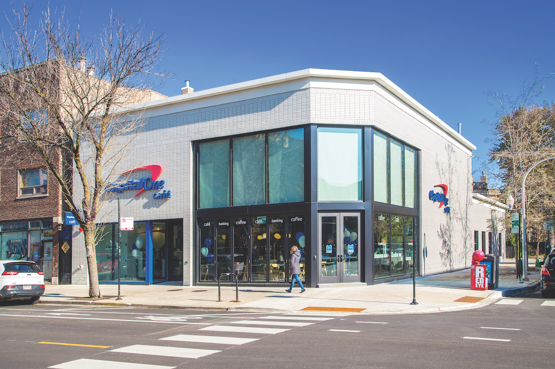 Capital One Cafe at 3435 N Southport, Lakeview