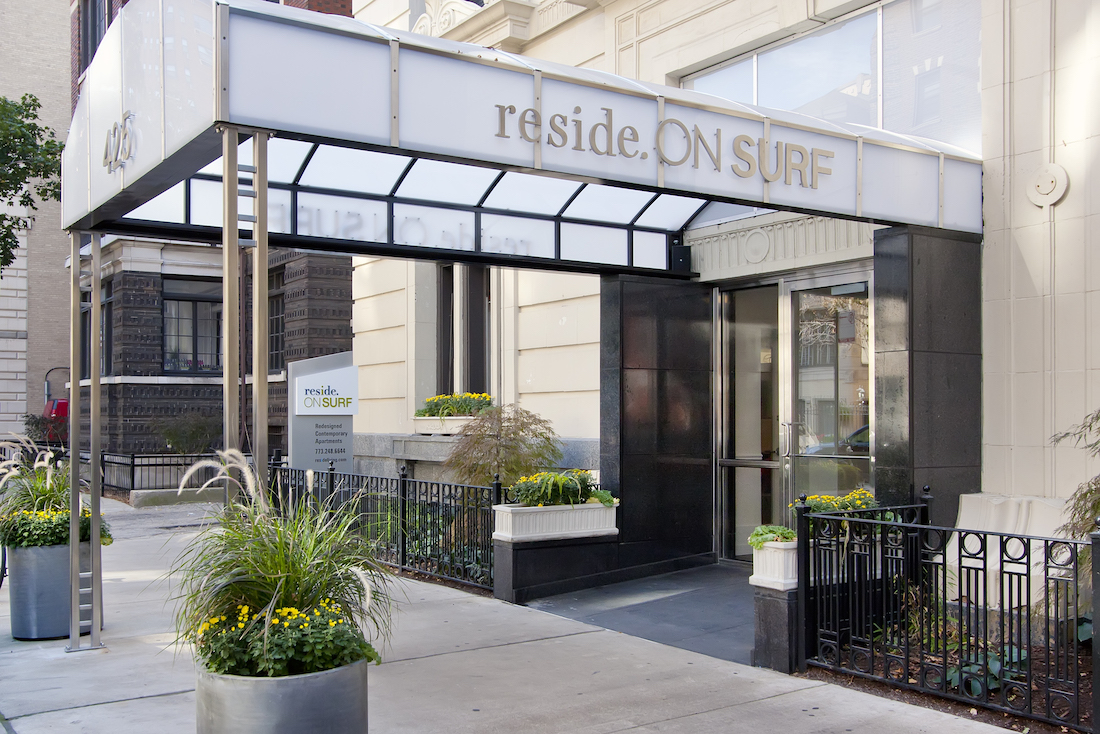 Reside on Surf Apartments, Lakeview