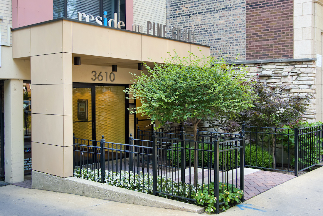 Reside on Pine Grove Apartments, Lakeview