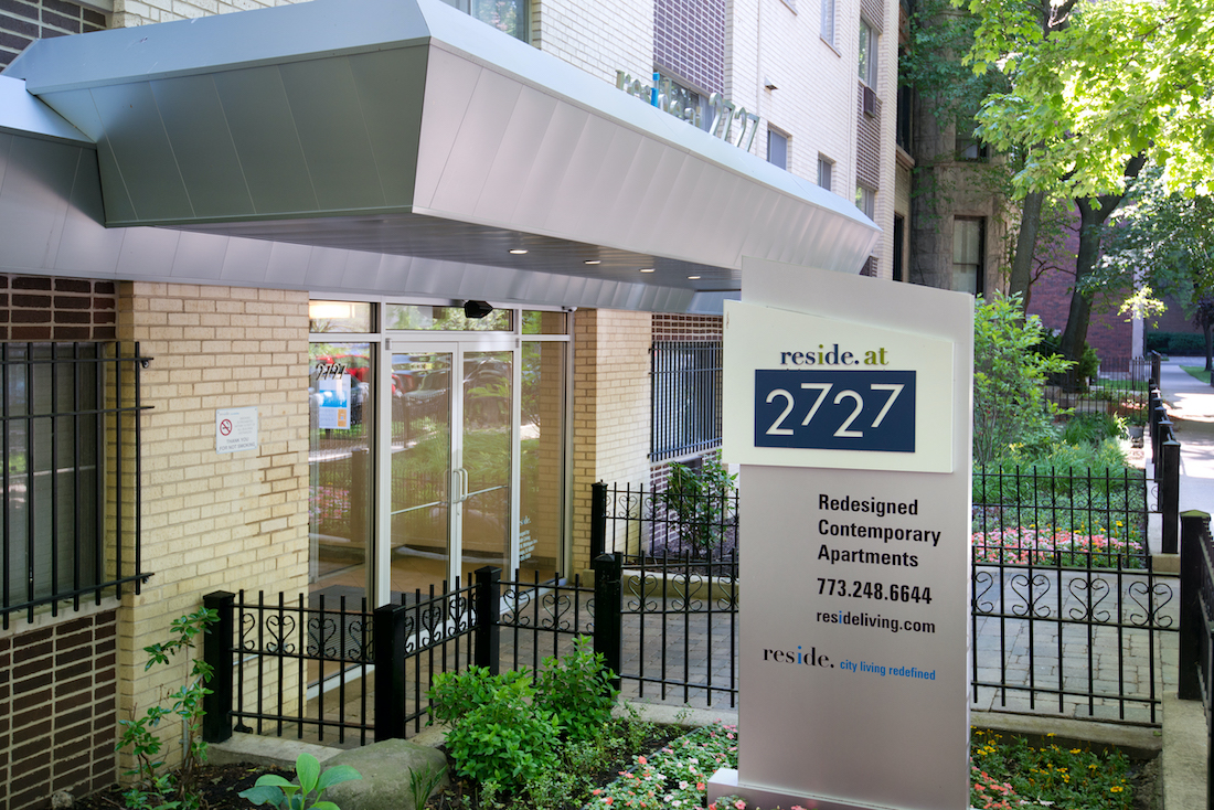 Reside at 2727 Apartments, Lakeview