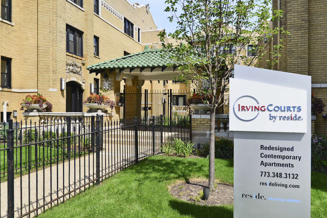 Irving Courts by Reside apartments, Buena Park
