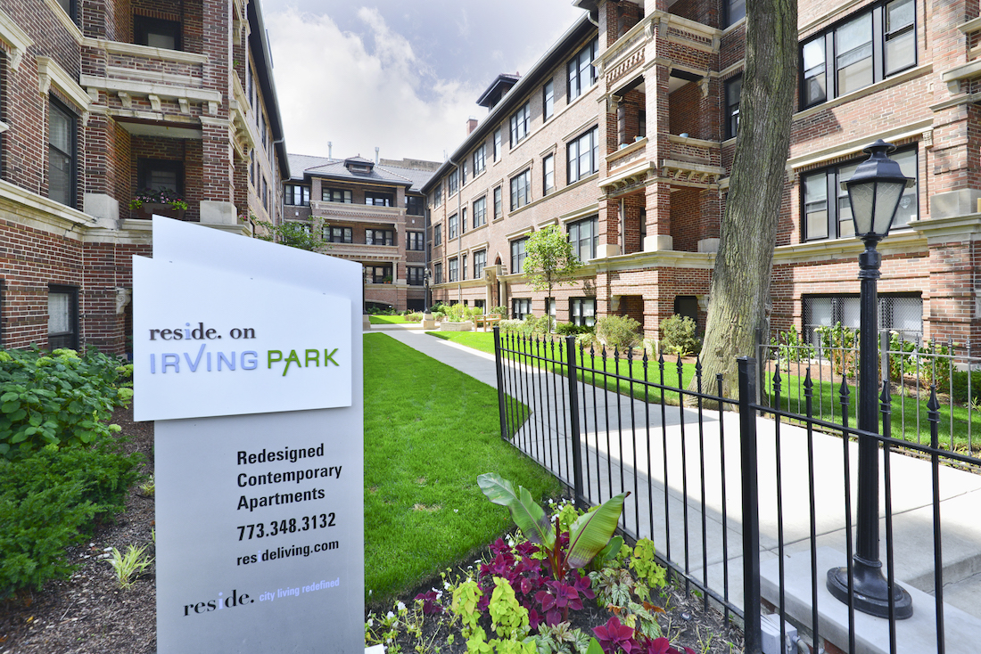 Reside on Irving Park Apartments, Buena Park